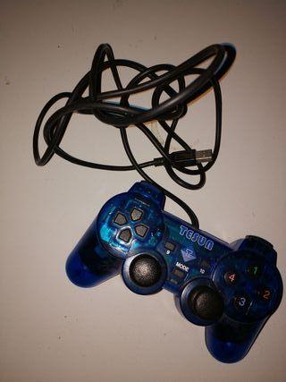 Mando PC usb tipo PlayStation