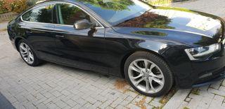 Audi A5 diciembre 2012