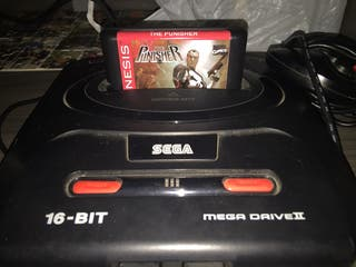 The Punisher, juego Mega Drive