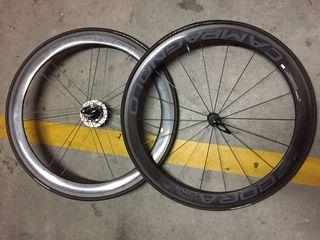 ruedas carbono campagnolo