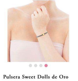 Pulsera sweet dolls tous