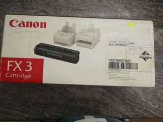 TONNER CANON FX3 NEGRO