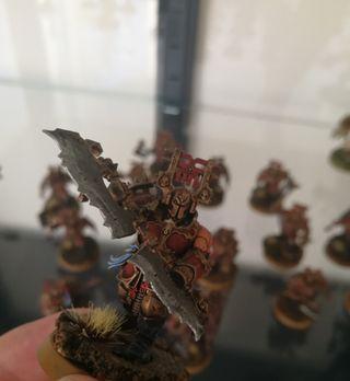 Warhammer BloodWarriors Khorne