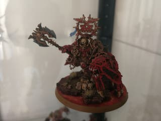 Korghos Khul y Bloodsecrator