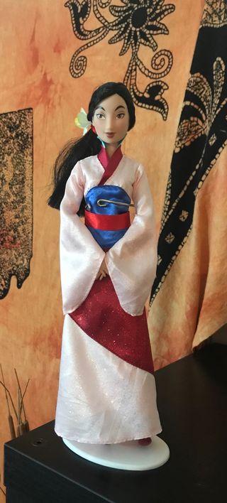 Muñeca Mulan coleccion