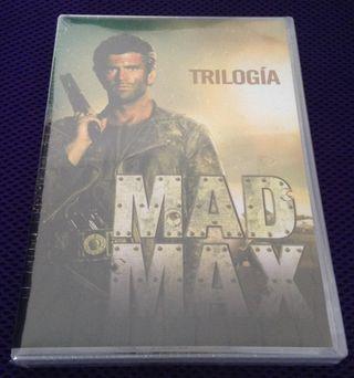Trilogía MAD MAX en DVD