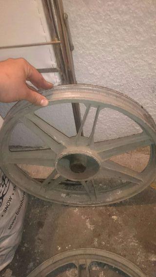 Llantas de aluminio puch monza originales buen estado