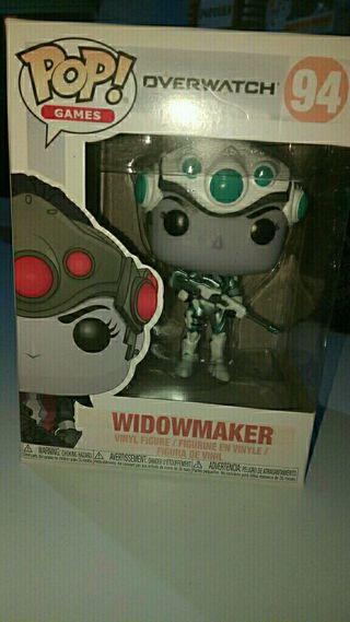 funko pop widowmaker
