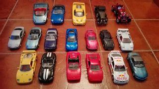 coches a escala