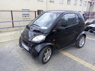 smart FORTWO coupe rider