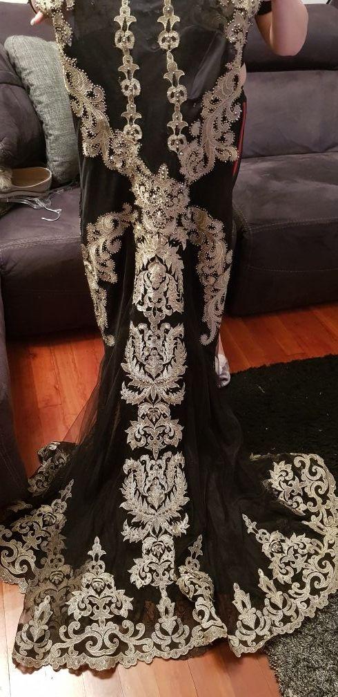 vestidos de boda gitana de segunda mano por 1 € en bilbao en wallapop