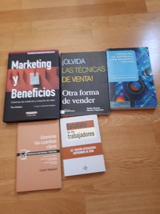 Libros temas empresa