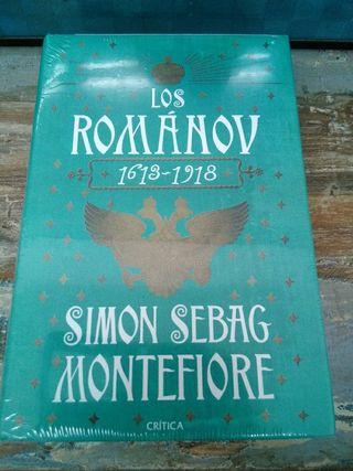 """""""Los Románov. 1613-1918"""" de Simon Sebag Montefiore"""