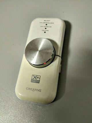 tarjeta de audio externa USB Creative x-mod