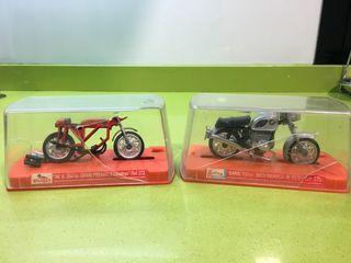 Lote motos escala guiloy montesa y bmw,jyesa,sanchis,rico, Paya,bultaco,honda,Ducati,Yamaha,gp,dinky,jrd,majorette,Pilen,guisval
