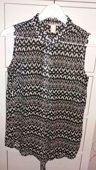 Camisa talla 36 Mujer H&M