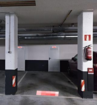 Parcela Garaje con Trastero Las Arenas
