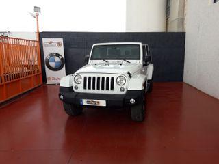 Jeep Wrangler Sahara 3.6 Unlimited 284cv 2016