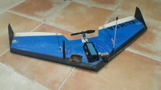 Ala volante rc Zumba Modelcombat
