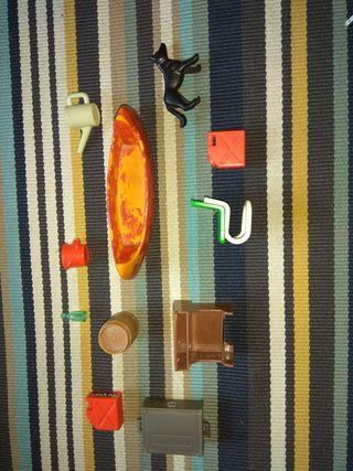 accesorios antiguos playmobil