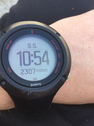 Reloj deportivo Suunto ambit3 Run