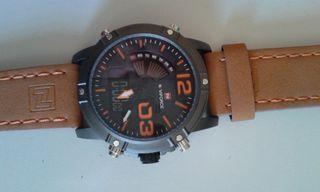 Reloj deportivo NAVIFORCE 9095 nuevo
