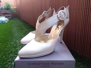 Zapatos de Novia N37