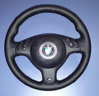 Tapizar volante BMW