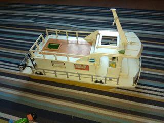 playmobil. barco