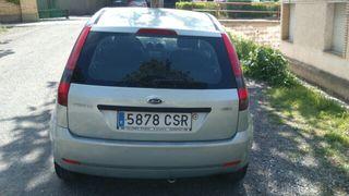 Ford Fiesta 2004 trend diesel 5 puertas, 220000 km