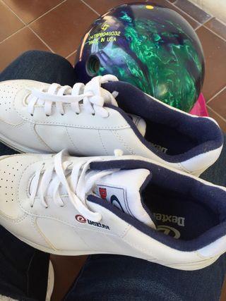 Zapatillas bowling