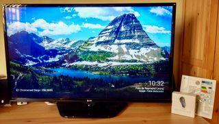 "TV LED 42"" - LG Full HD HDR + Google Chromecast"