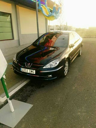 Peugeot 607 2006 PERFECTO ESTADO