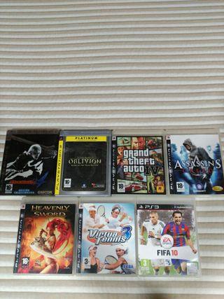 Juegos Playstation 3 - Ps3 pack o separados