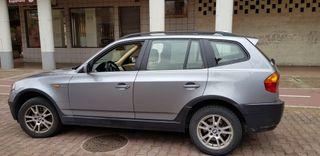 BMW X3 2005 drive 3.0 4x4
