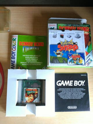 Donkey Kong Country - Game Boy Color GBC
