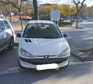 Peugeot 206 segunda mano buen estado