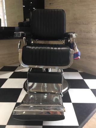 Sillon barberia