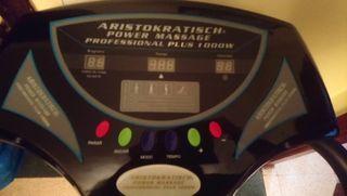maquina vibratoria casi sin uso chollo!
