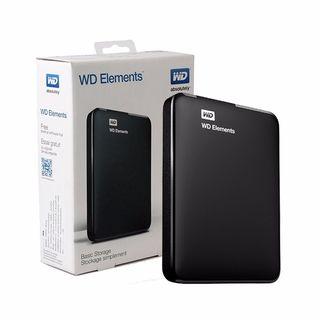 Disco duro 1Tb WD Elements USB 3.0