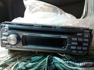 radio coche cd clarion