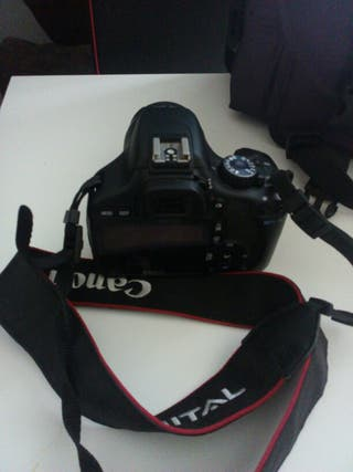 Camara fotos/video Canon Eos 550 D