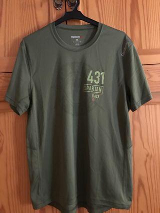 Camiseta Reebok Spartan Crossfit Running