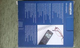 Grabadora audio digital