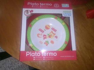 Plato termo