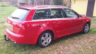 Audi A4 S line 2.0 TDI 2008