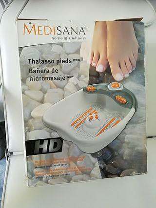 masajeador pies pedicura