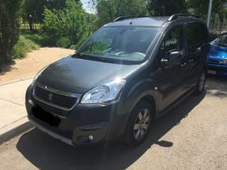Peugeot partner outdoor 120 cv