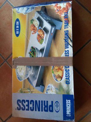 calienta platos