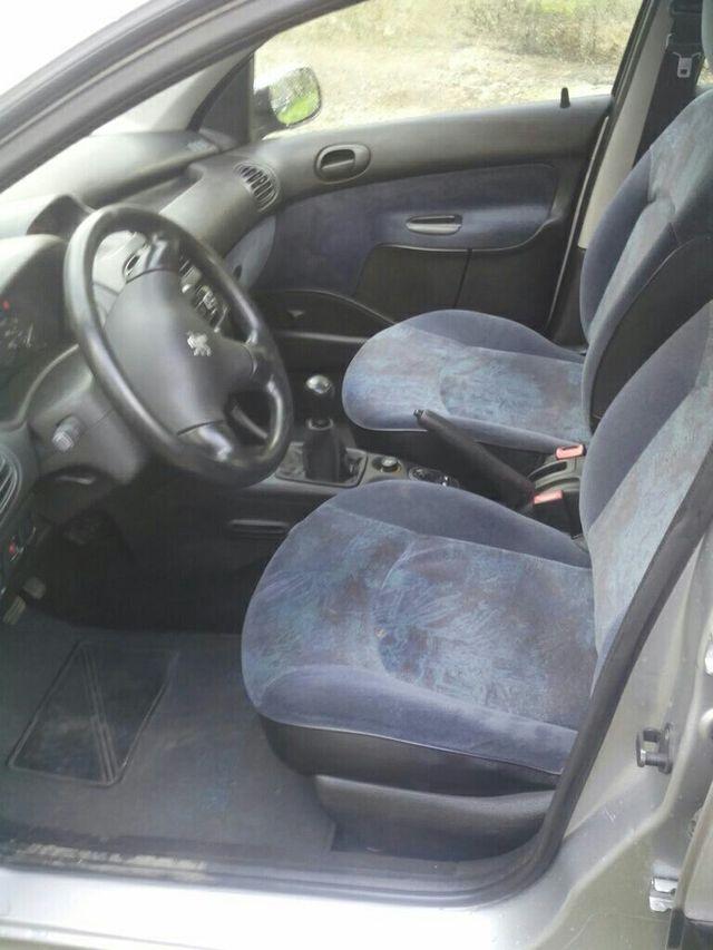 Peugeot 206 1.9 Diesel 5 Puertas